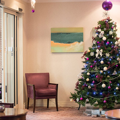 Christmas Time at the Royale