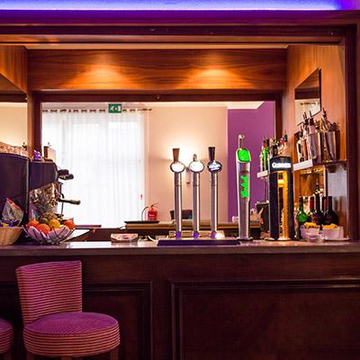 The Hotel Royale Bar