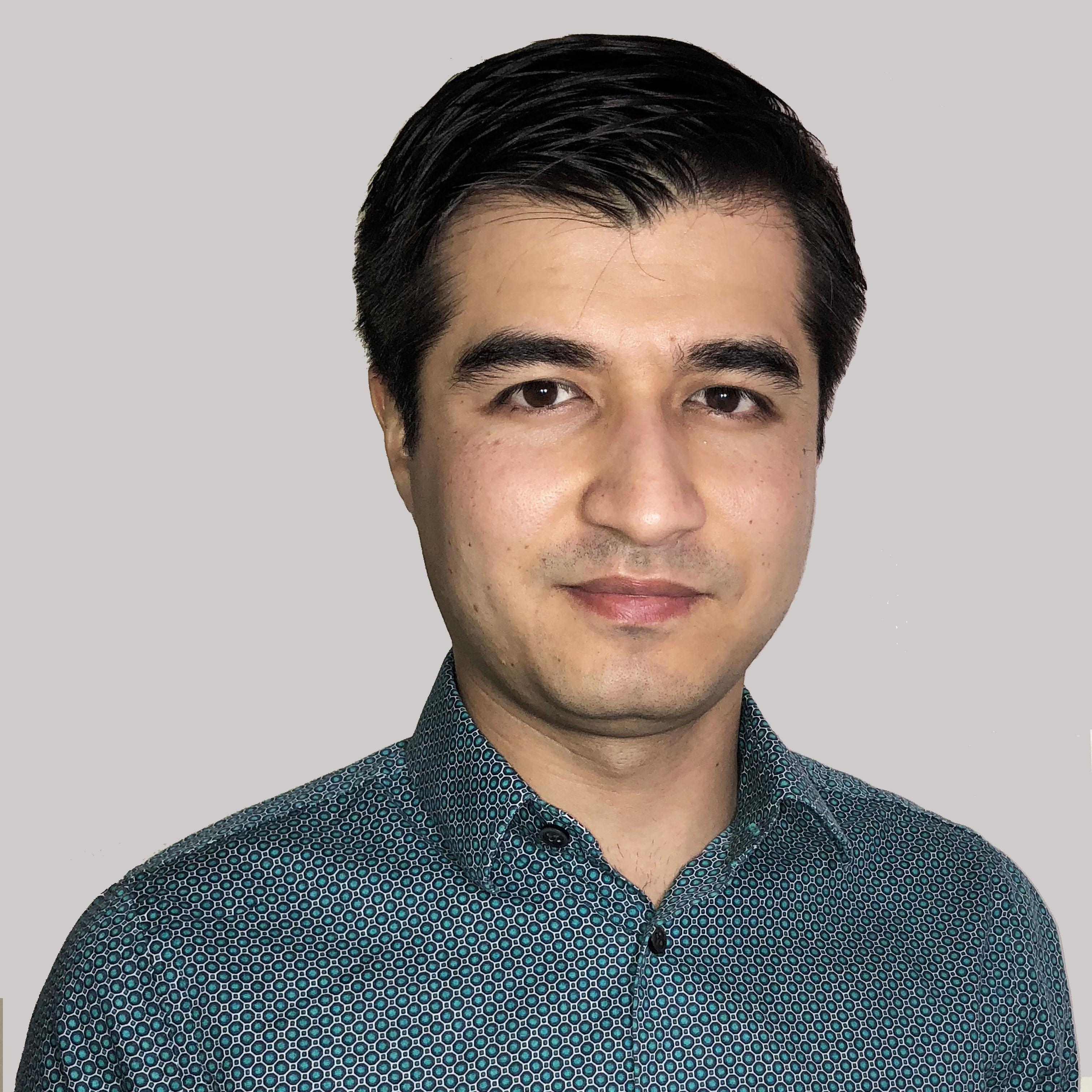 Afzal Ahrorov
