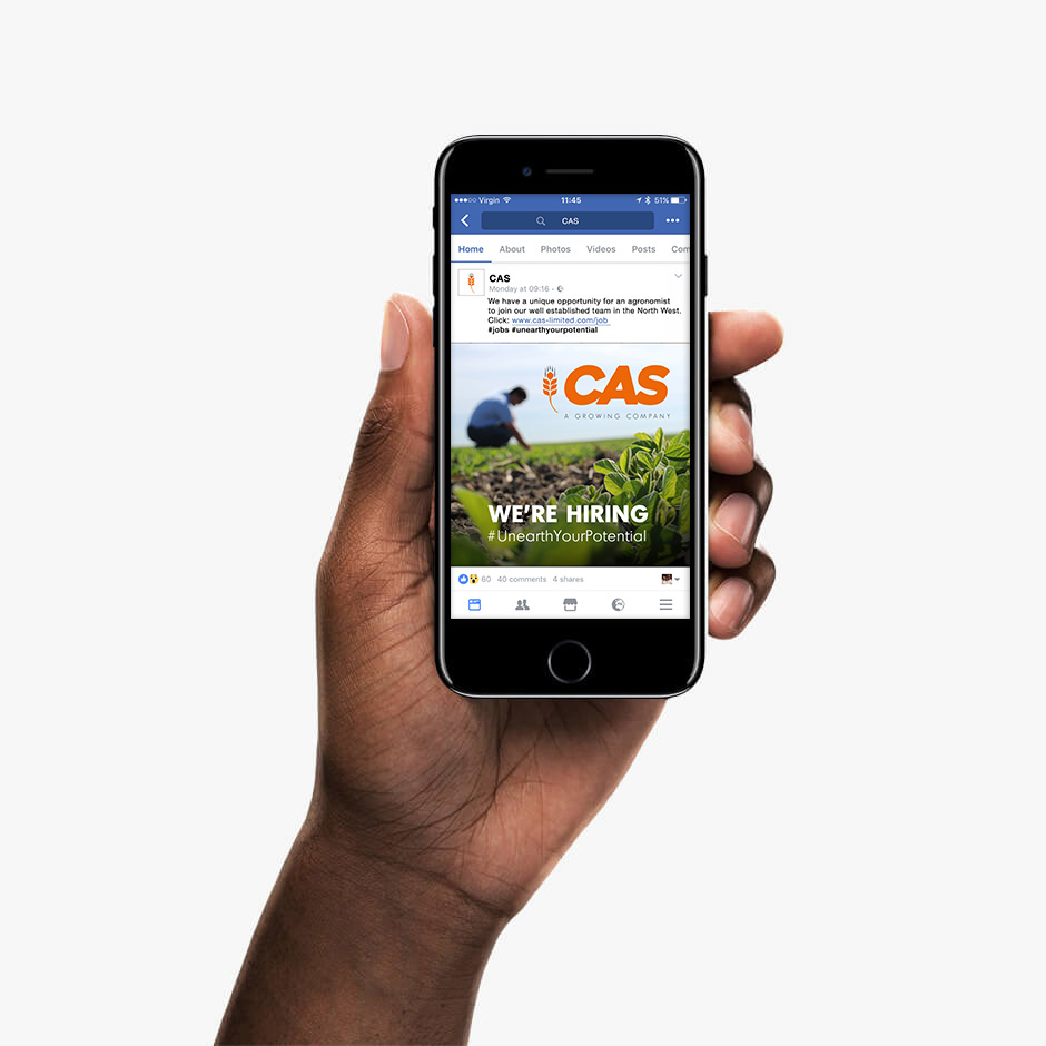 CAS Social Facebook