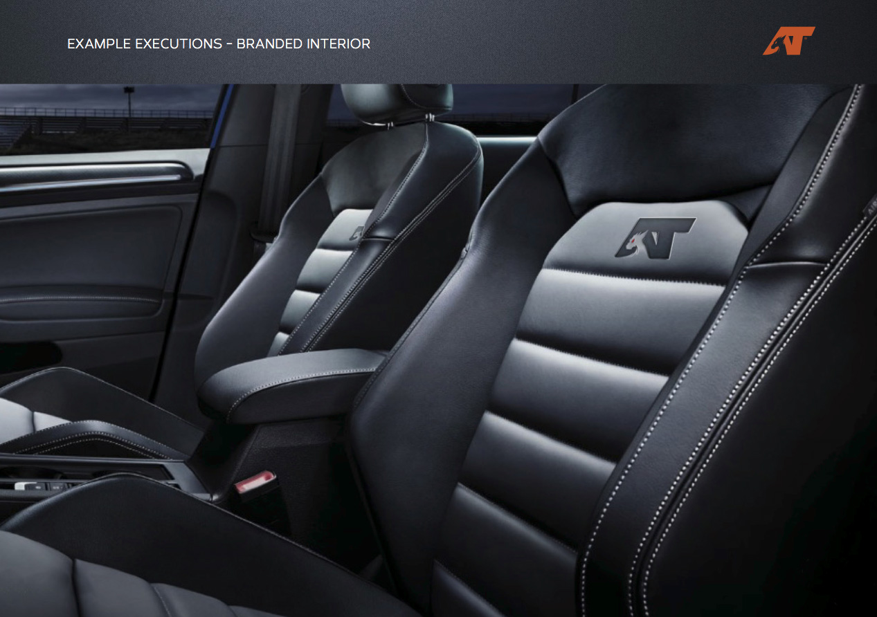 Avon Tuning ® - Branded Interior