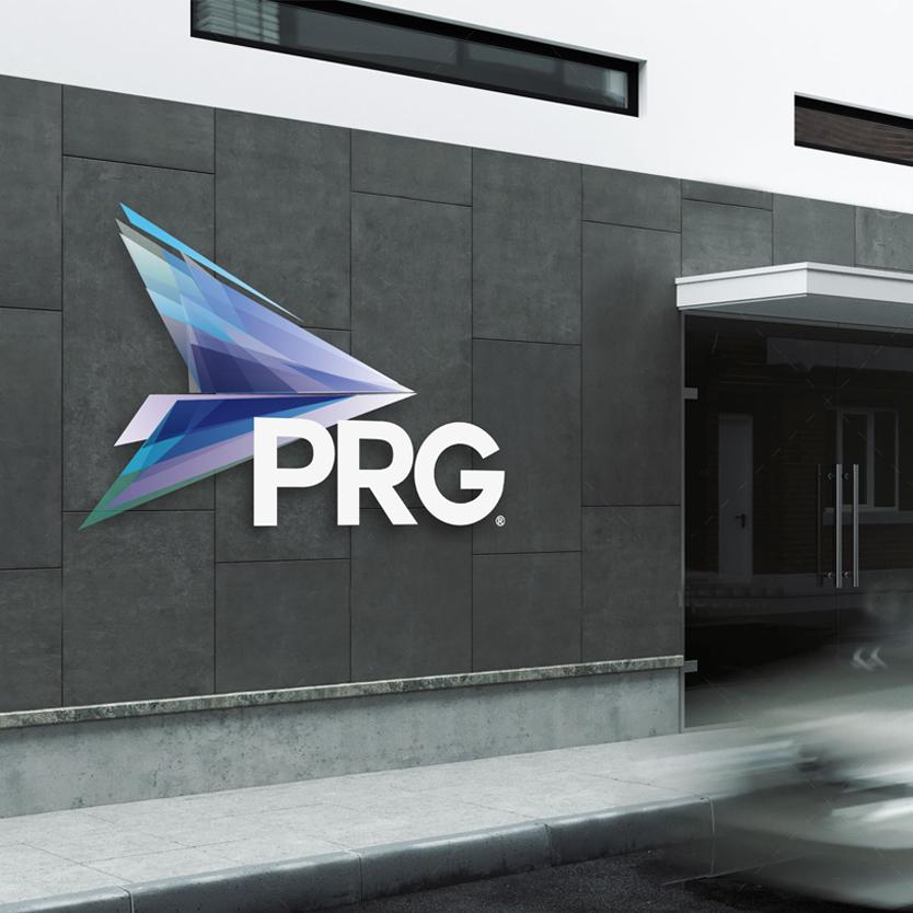 PRG Rebrand
