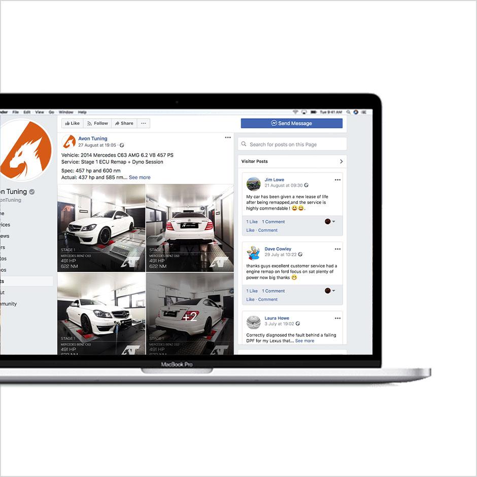 Avon Tuning Facebook