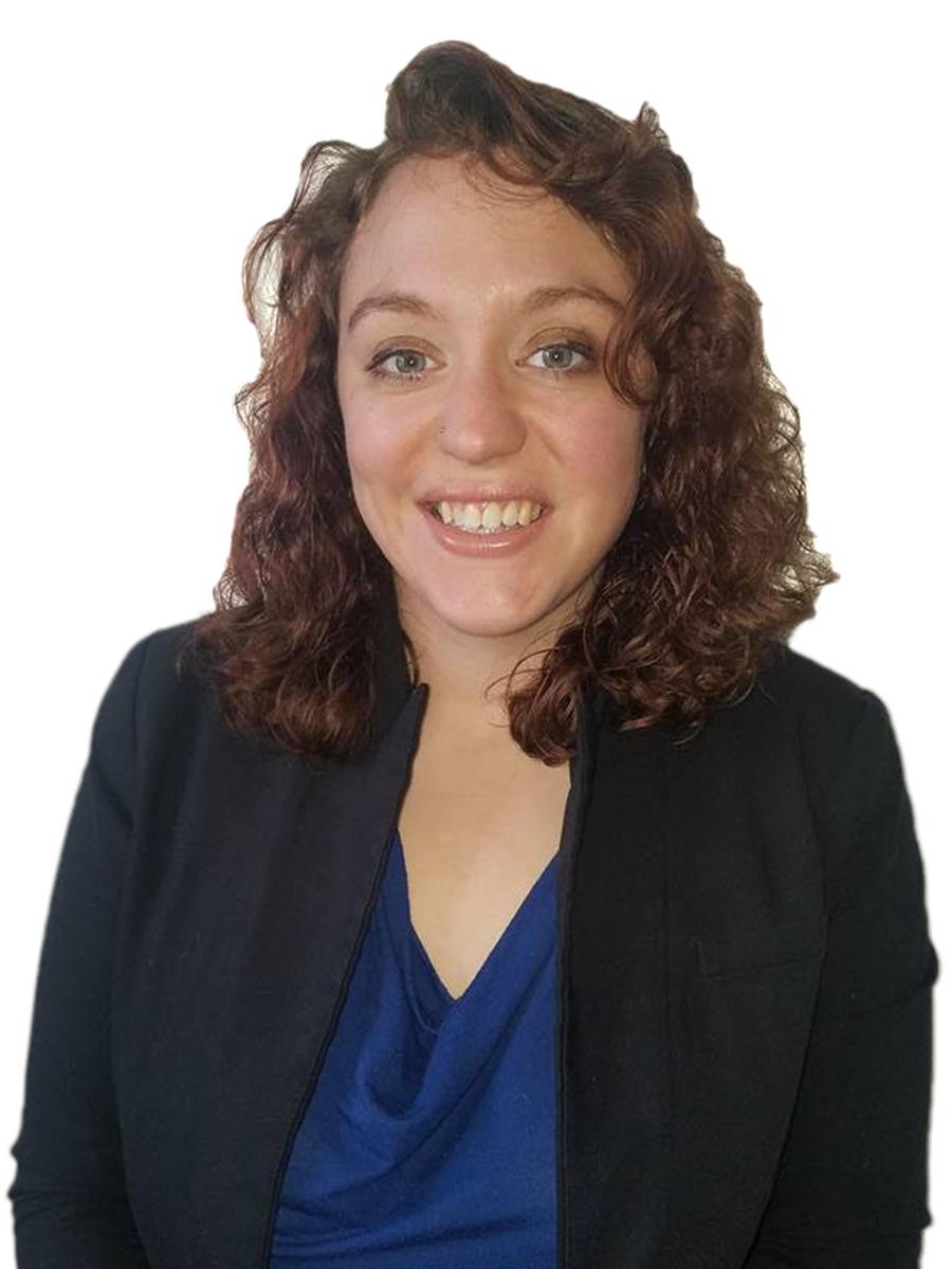 Photo of Gwen Heifner, Program Supervisor at GBC aba.