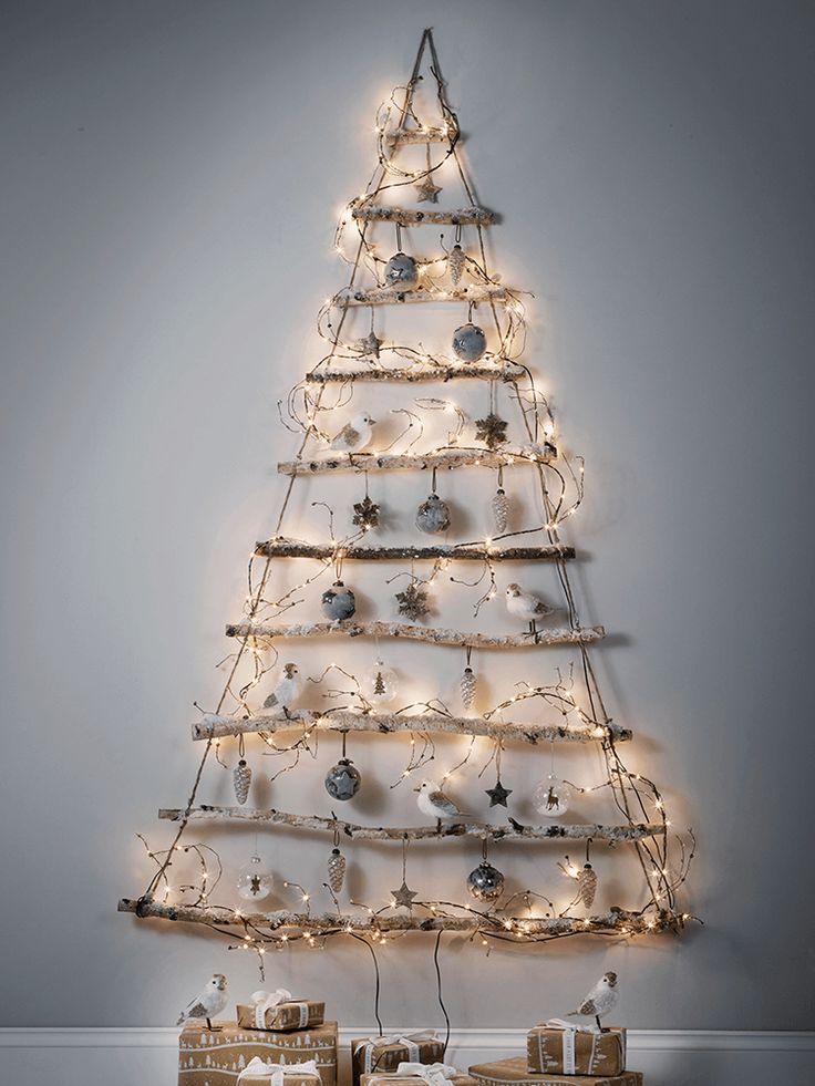 Sticktree Christmas Tree Custom Built