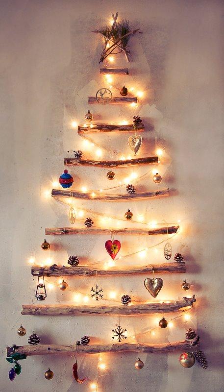 Sticktree Christmas Tree