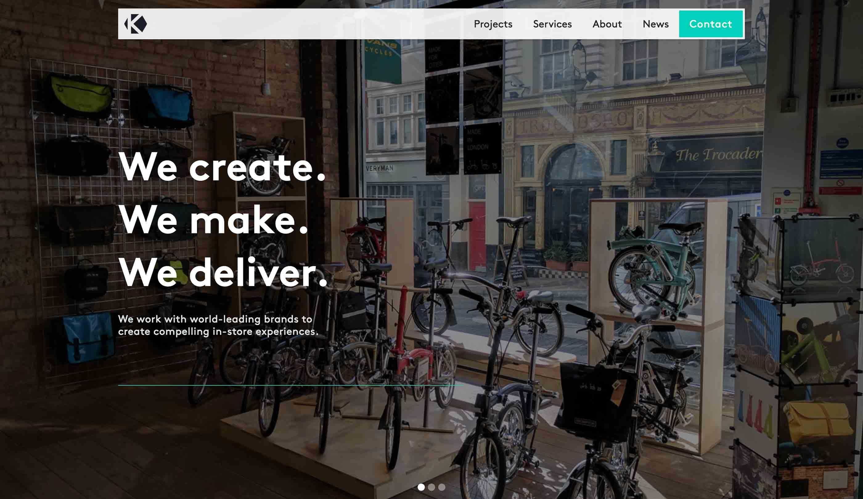 Kesslers International • Will Morley UI/UX Designer & Webflow Developer