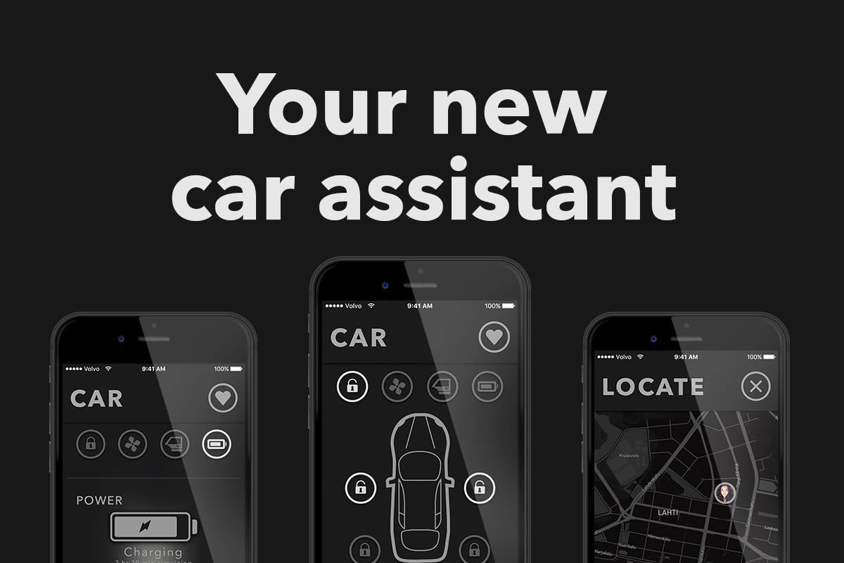 Your new car assistant