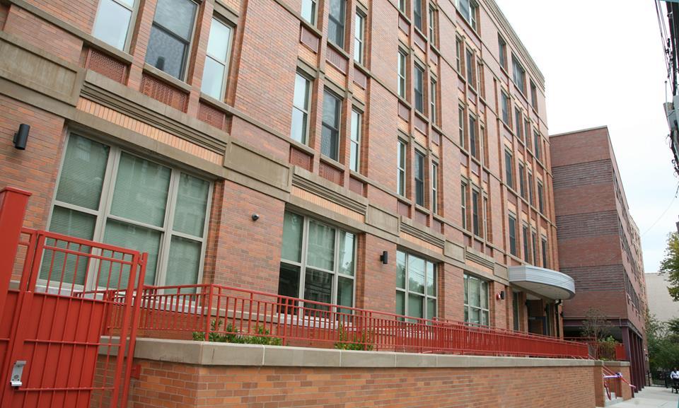 Franklin Avenue building