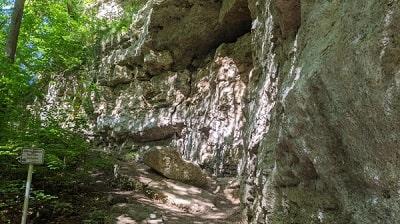 Bouldern in Buchenhain