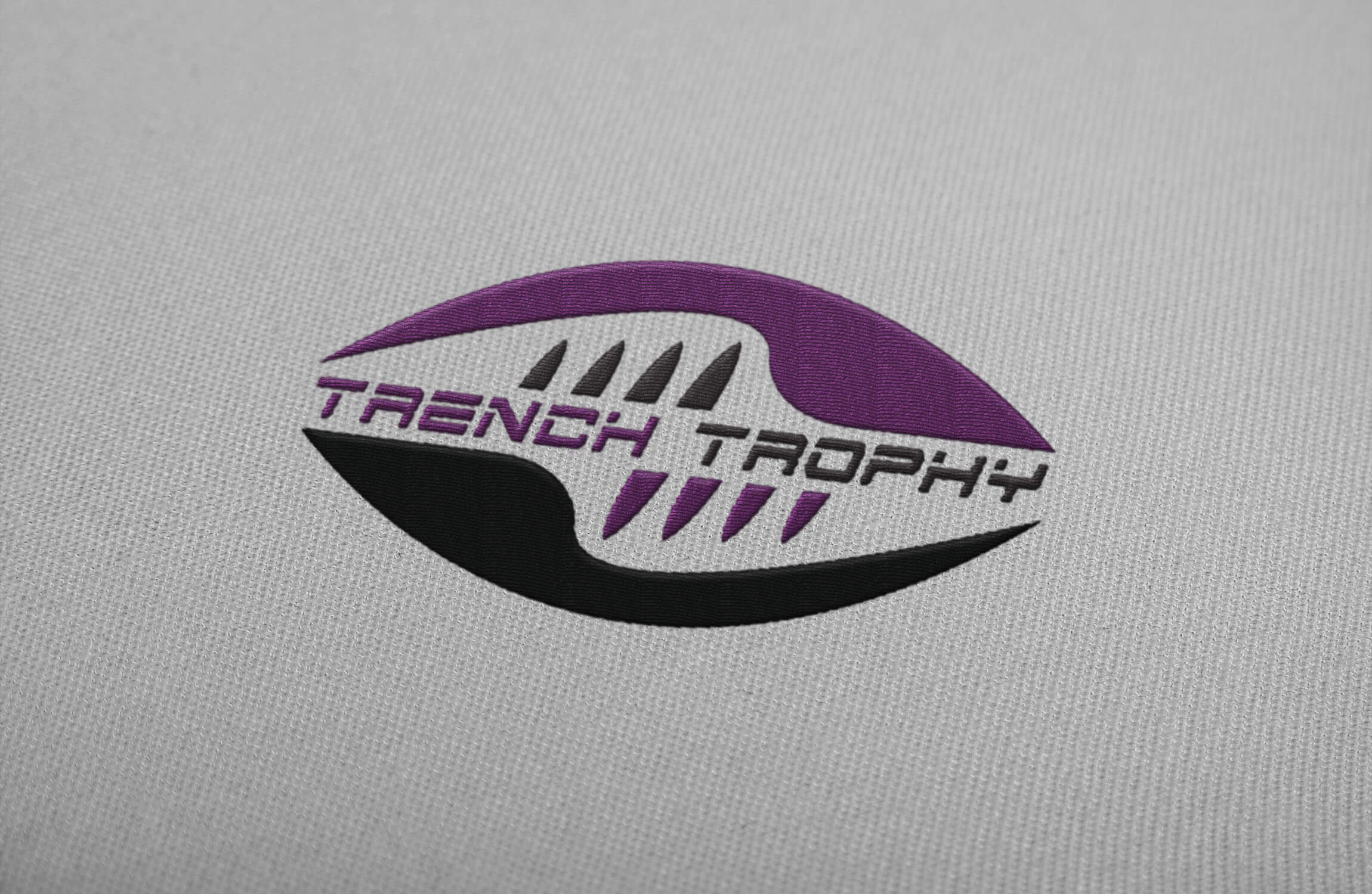 Trench Trophy Logo