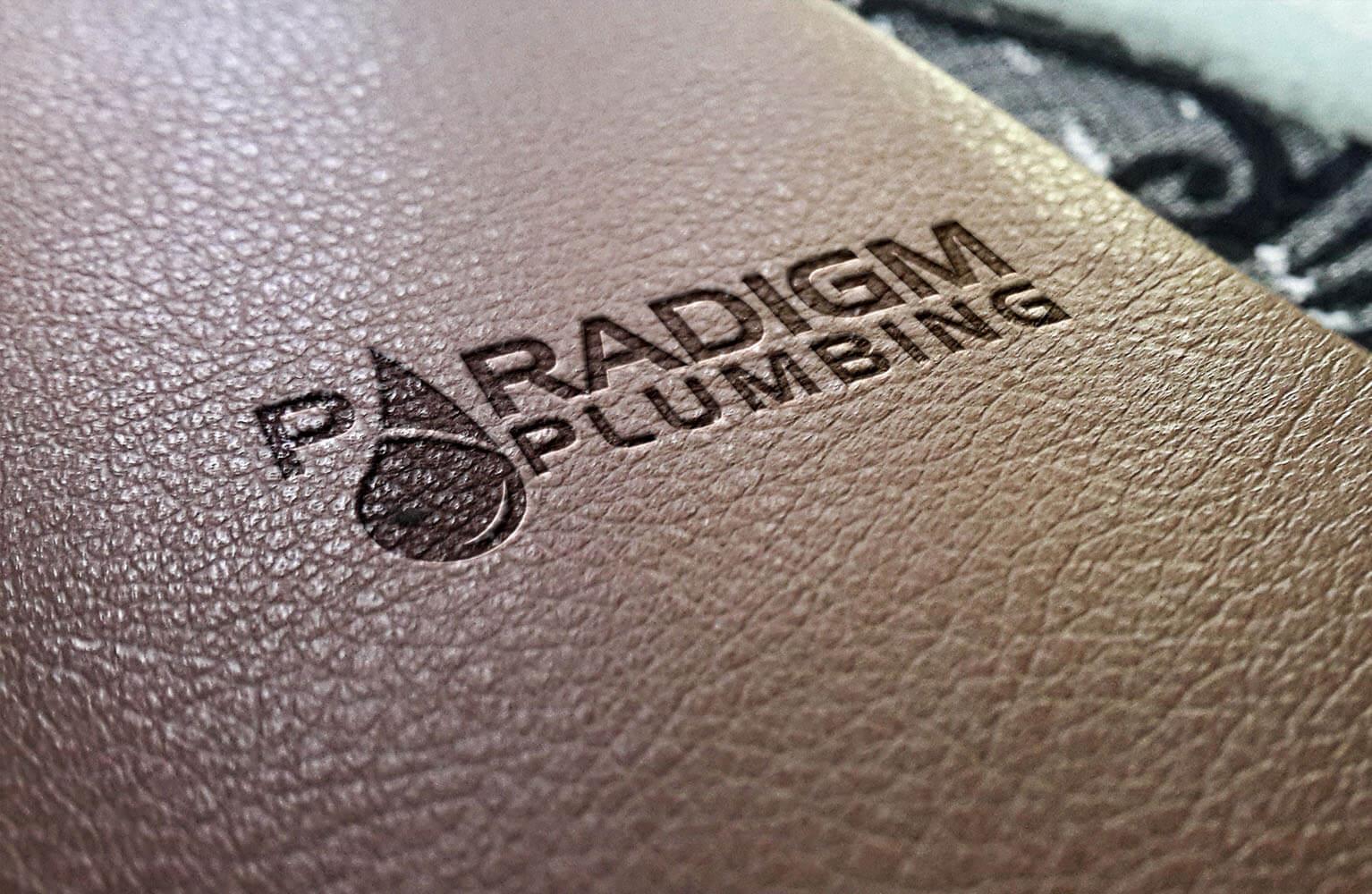 Paradigm Plumbing Logo