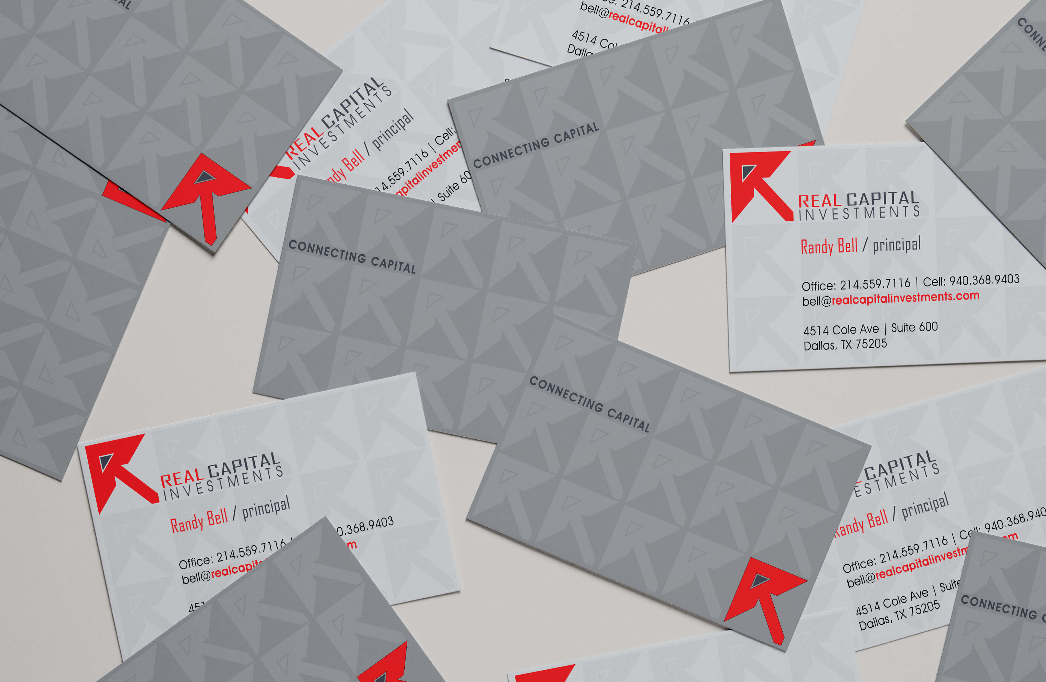 RCI Business Card