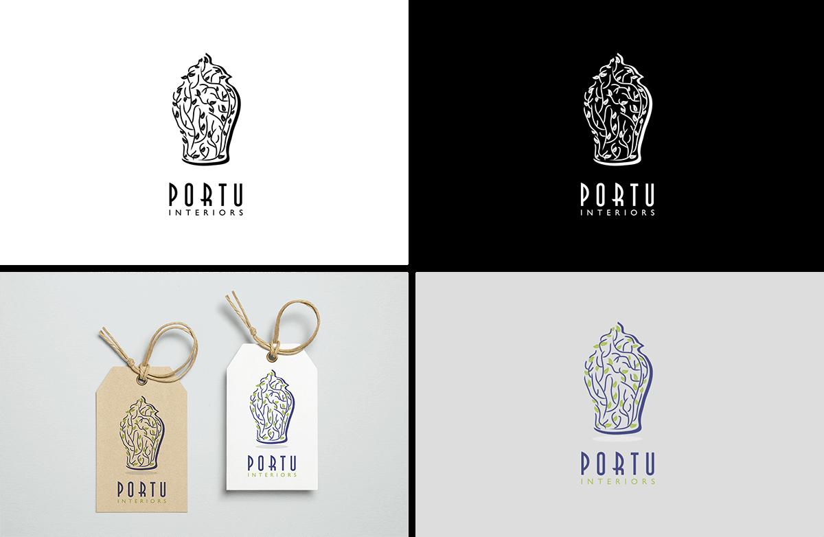Portu Logo