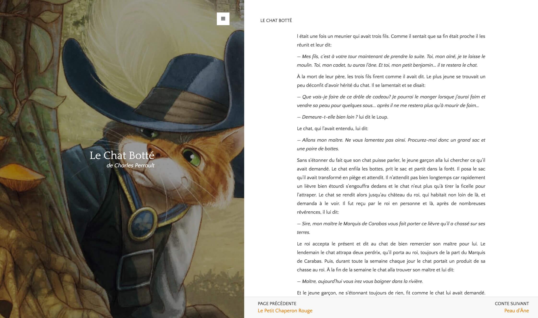 le chat botté - blaise posmyouck