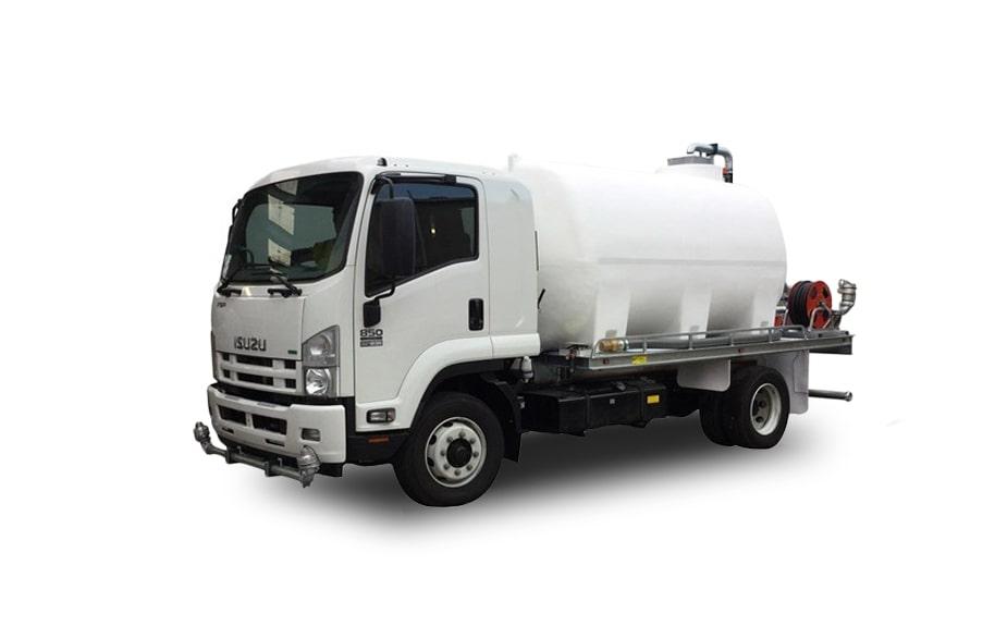 Water Cart Truck