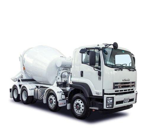 Isuzu Concrete Truck