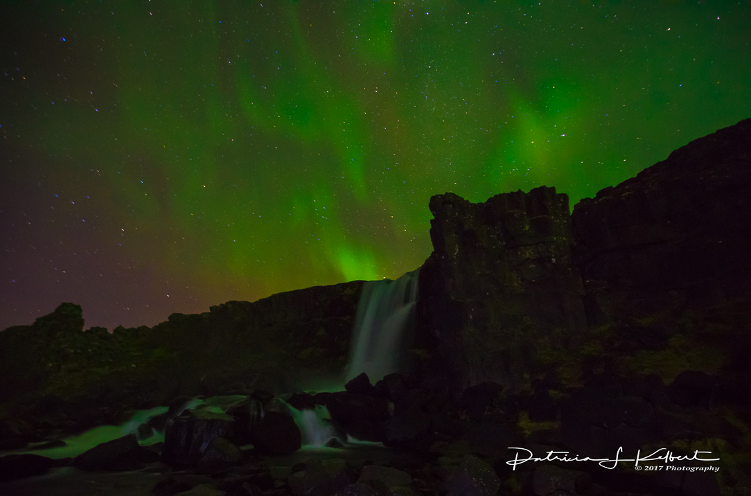 Öxarárfoss – Photo: Patty Kelbert