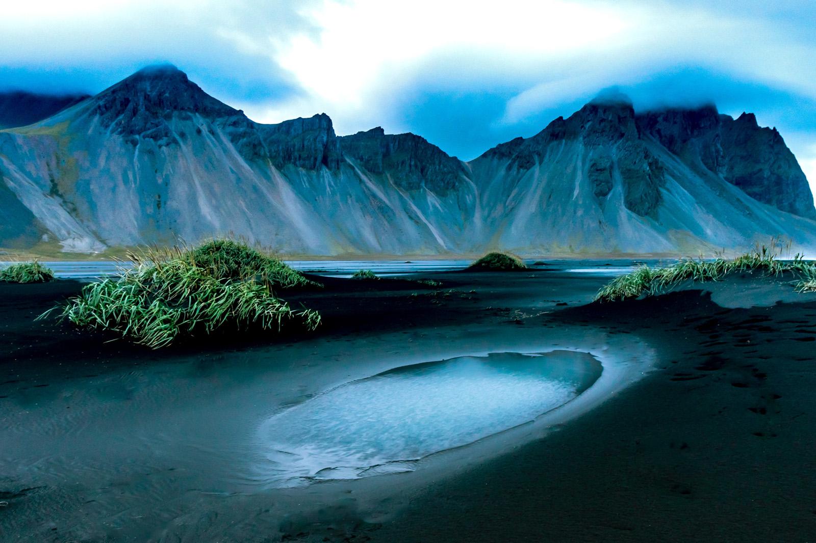Vestrahorn mountain - Ralph Freeman