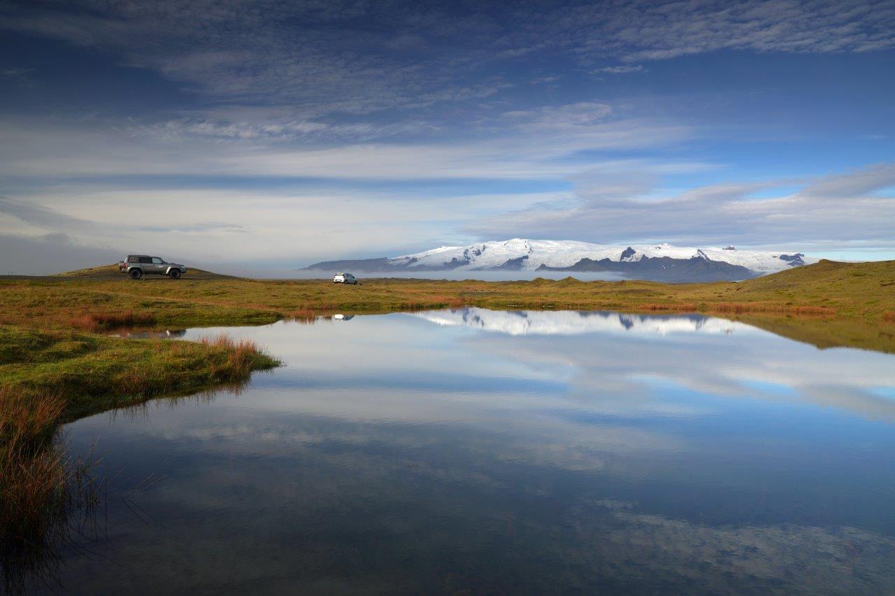 Öræfajökull - Sonja Schindeler