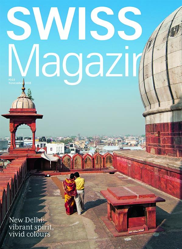 SWISS Magazine November 2018