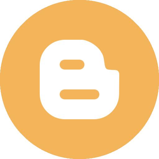 Blogger Logo Link