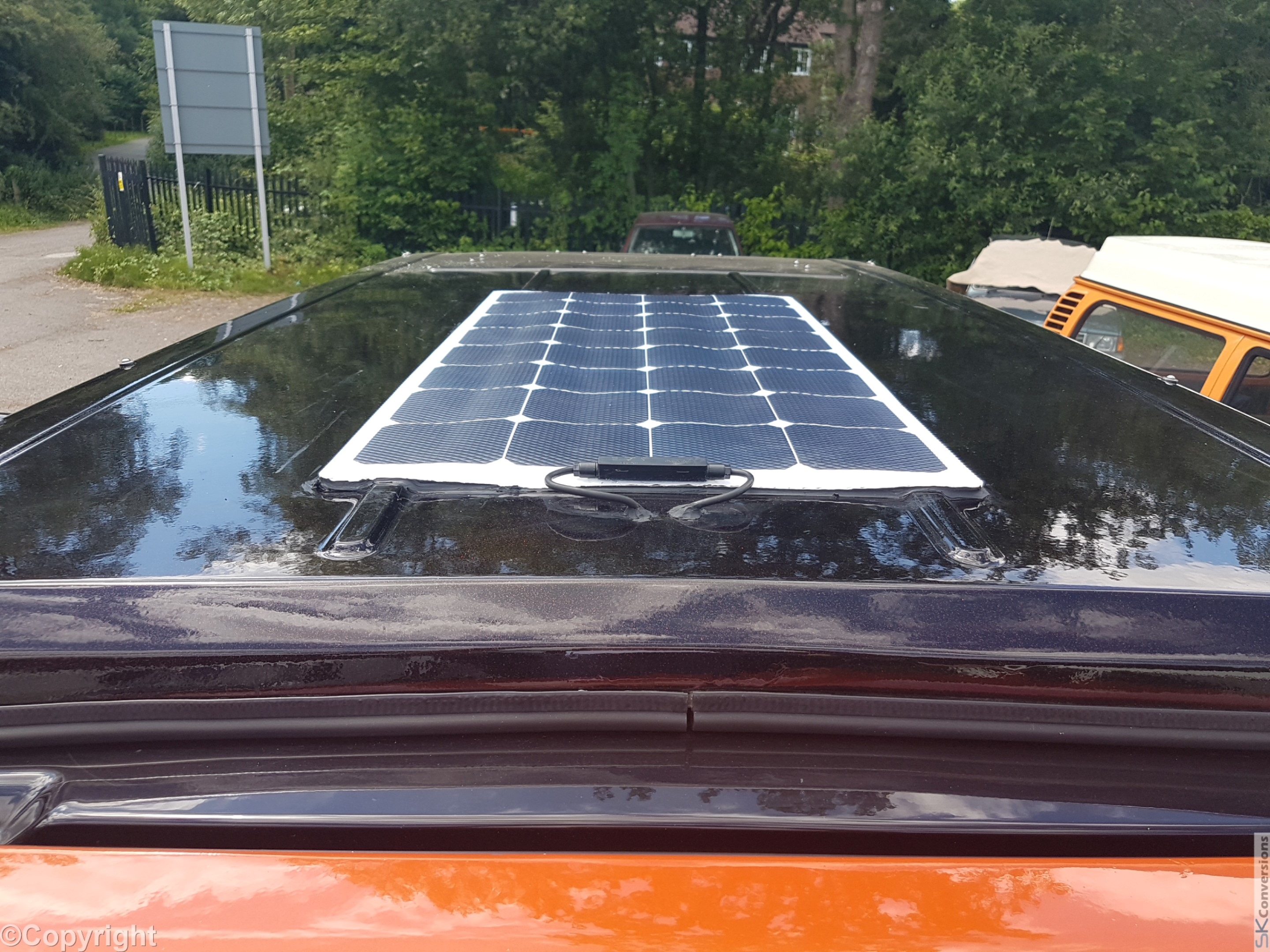 Solar Panel Ford Roof Then We Can Install The Directly To This Controller Eliminating Need For A Separate Mppt Control Unit And Saving You Money 445 Vat