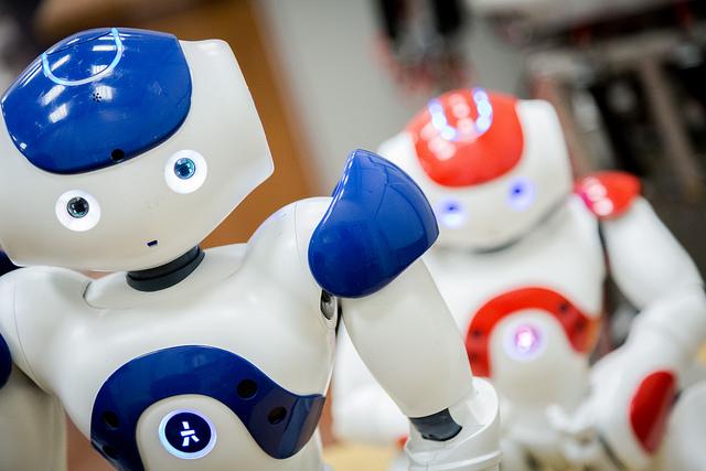 Pilcrow Helper Robot