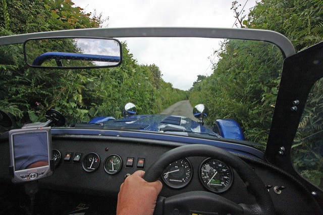 Pilcrow Road Navigation