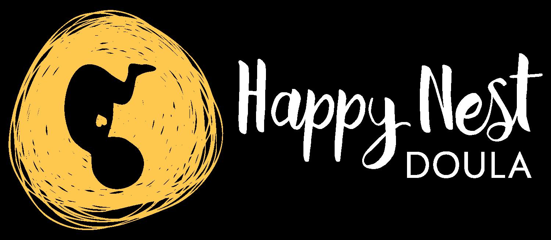 Happy Nest Doula logo