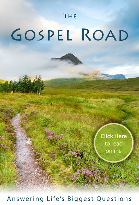 The Gospel Road book cover