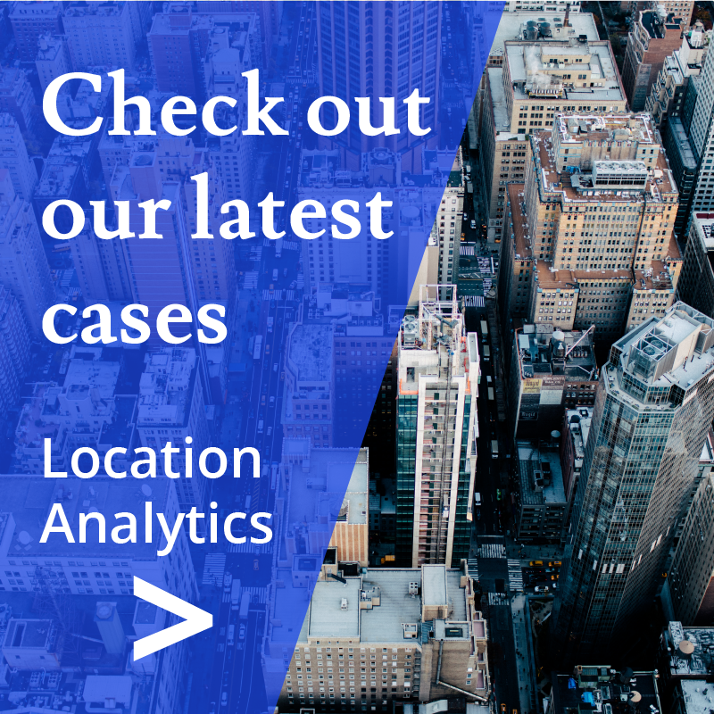 Dashmote solutions, location analyics powered by artificial intelligence