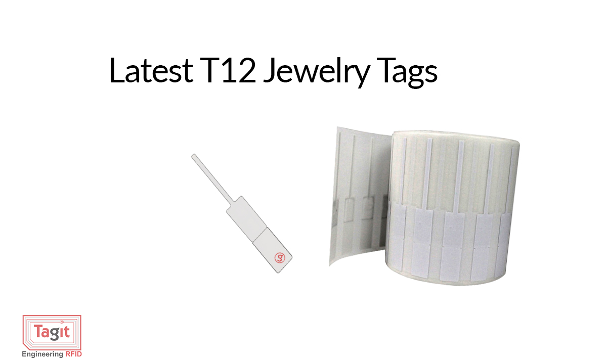 Tagit Launched new T12 Jewelry Tag
