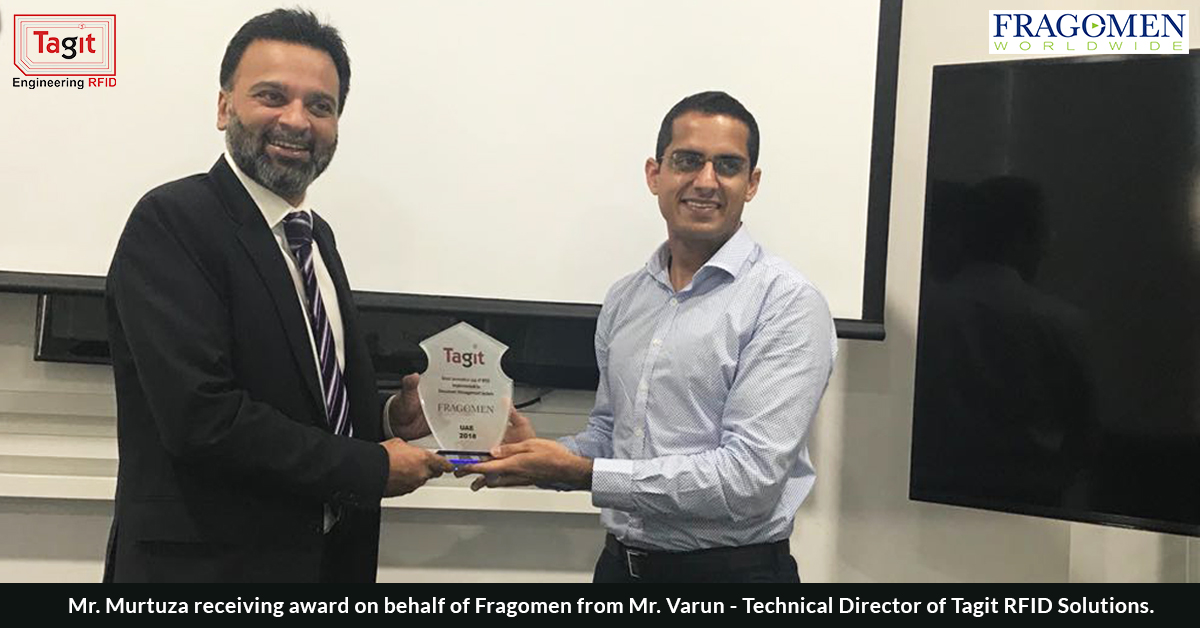 Fragomen Worldwide Implemented Document management system