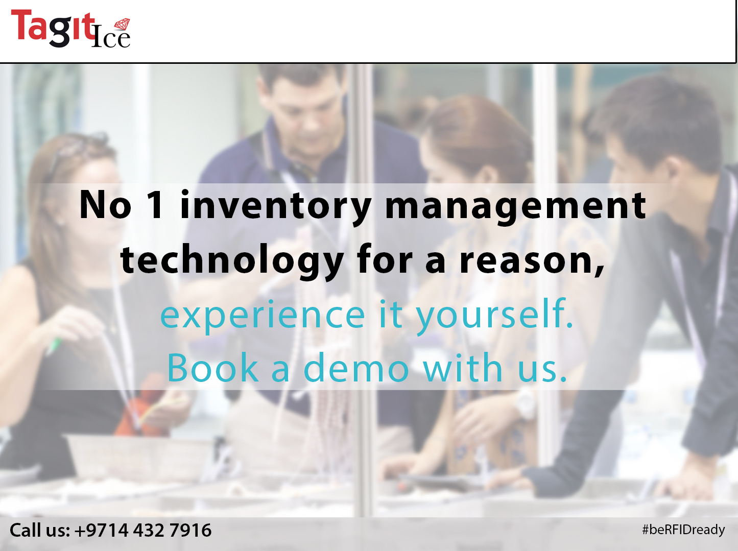 Greater Control Over Inventory In Your Warehouse.
