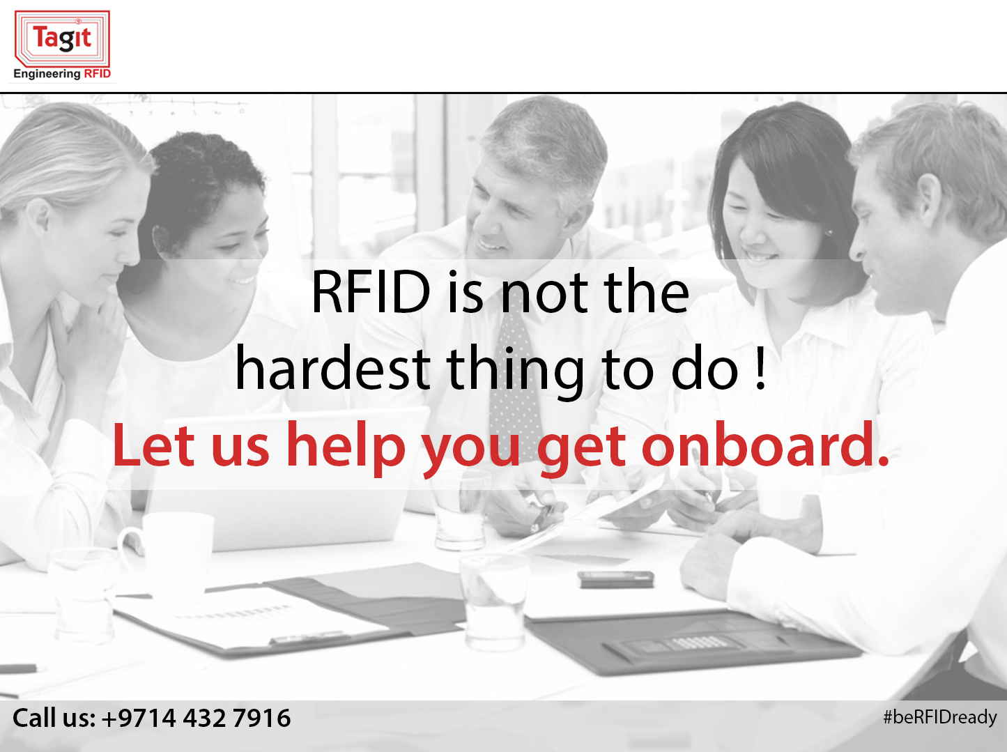 RFID is not the  hardest thing to do!
