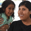 Child and Mother, Mission Trip to Chimbote, Peru