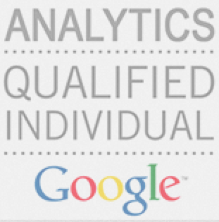 Analytics Qualified Logo
