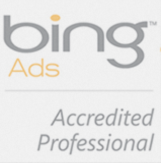 Bing Qualified Logo