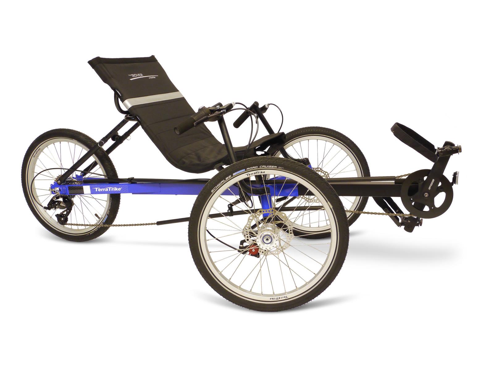 Spikes Trikes | Terra Trike - Rover