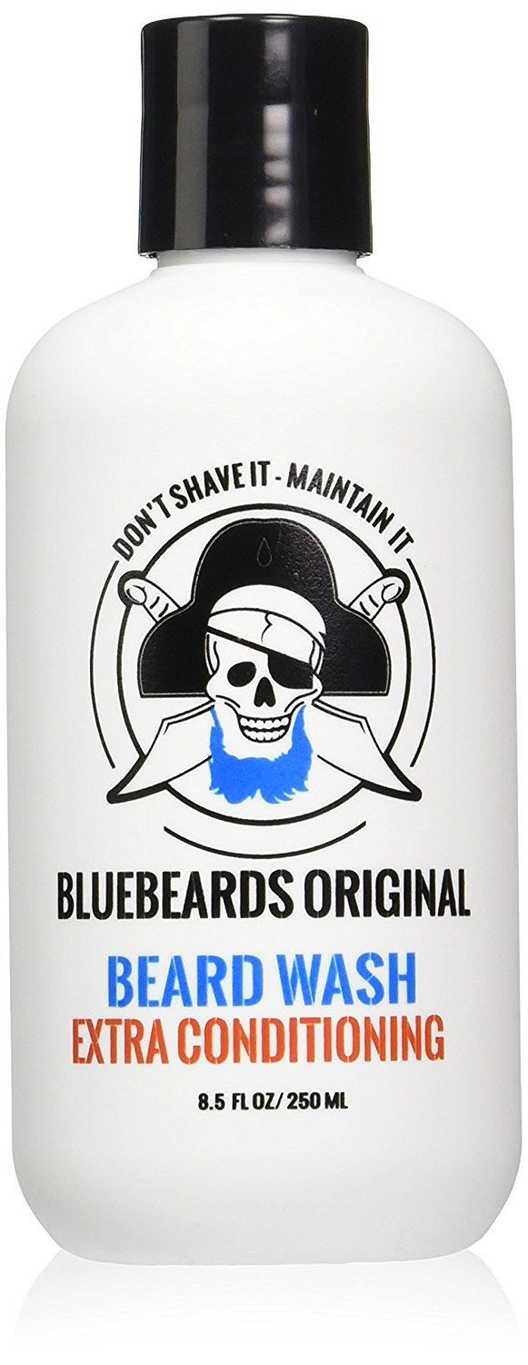 Bluebeards Original Beard Wash with Extra Conditioning, 8.5 oz