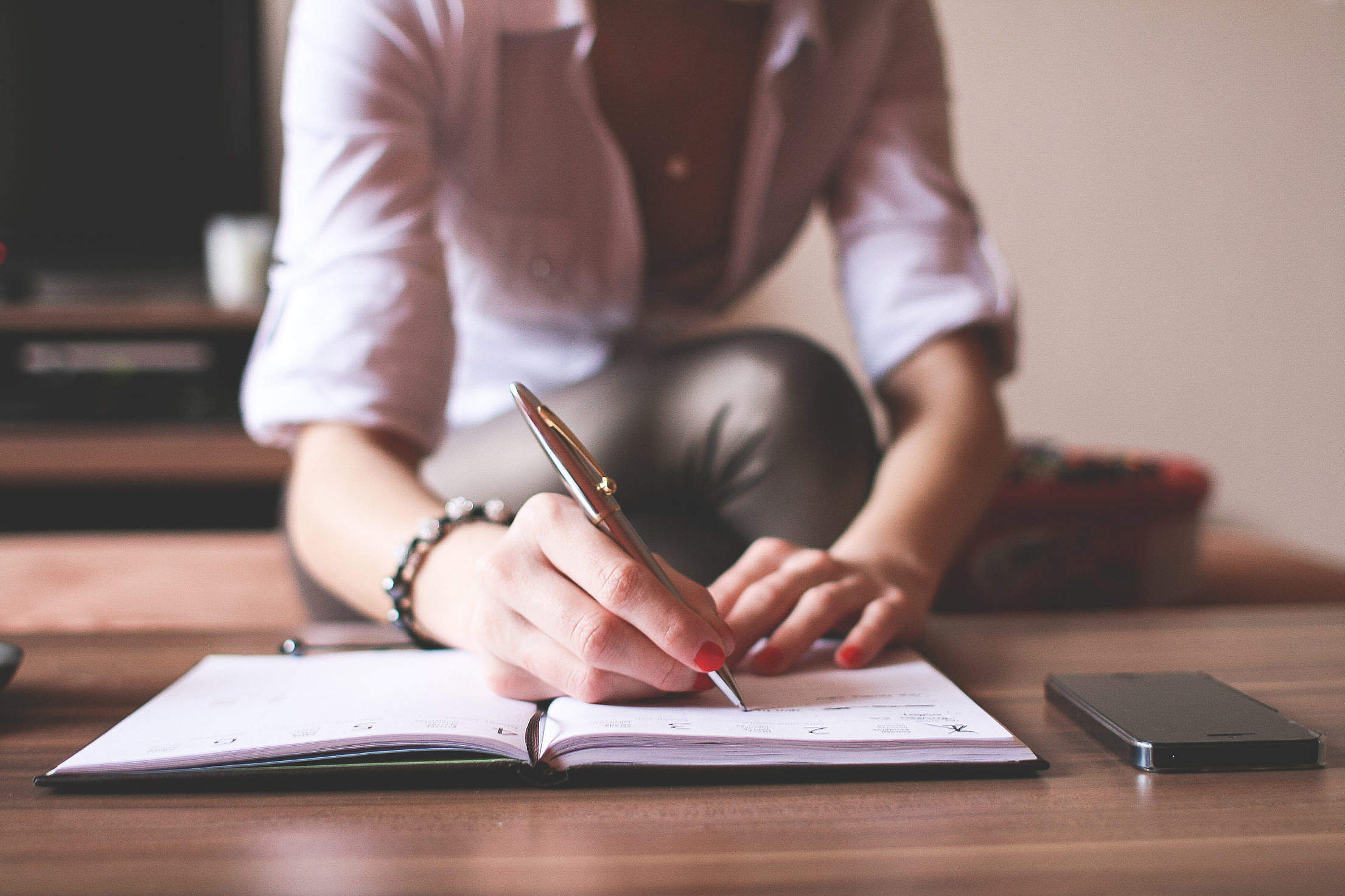 Writing about past failures may boost future performance by reducing stress.