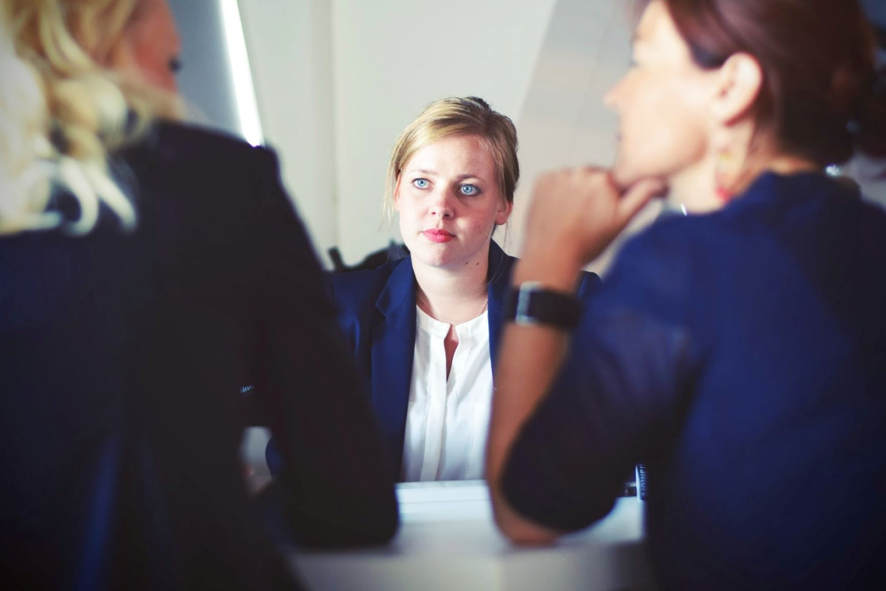 Your first words in a job interview decide your future and your pay