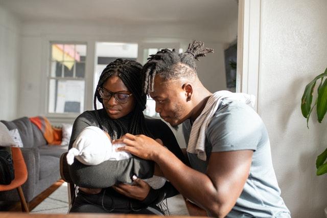 Black lives don't matter, even at birth