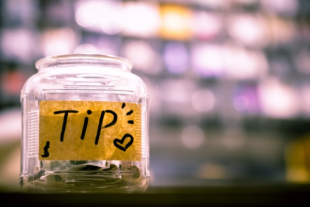 How to boost tips and donations