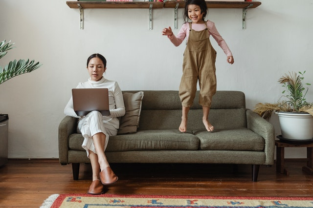 Over 64% of people reported new health issues during 'work from home'