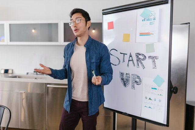 Expressing variety of emotions earns entrepreneurs funding, and partners new clients