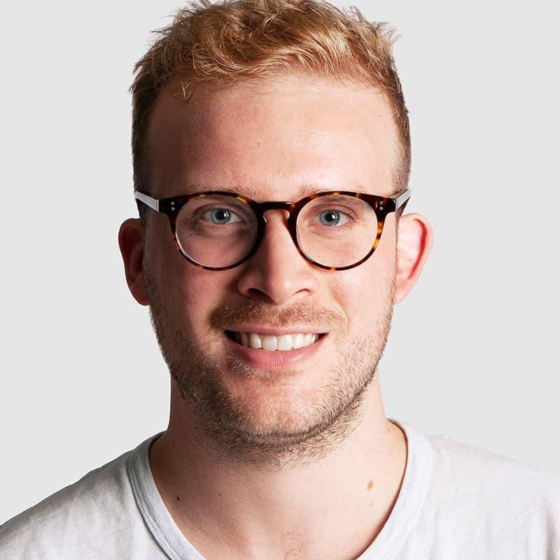 Ben Spearman headshot