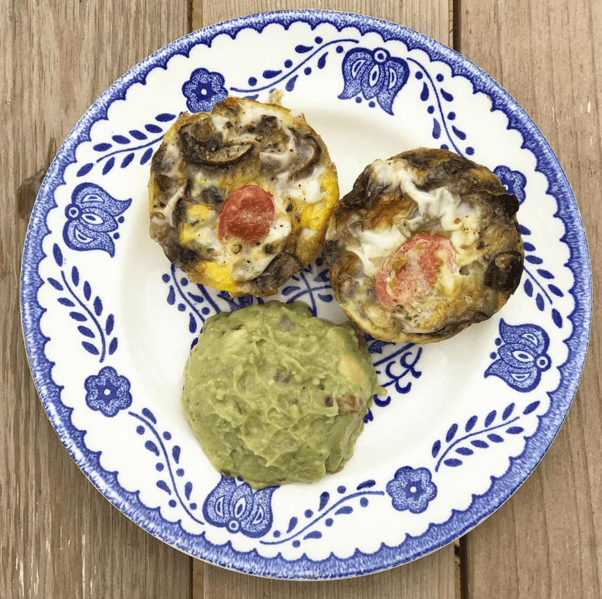 Quick & Easy Egg Breakfast Muffins (Paleo)
