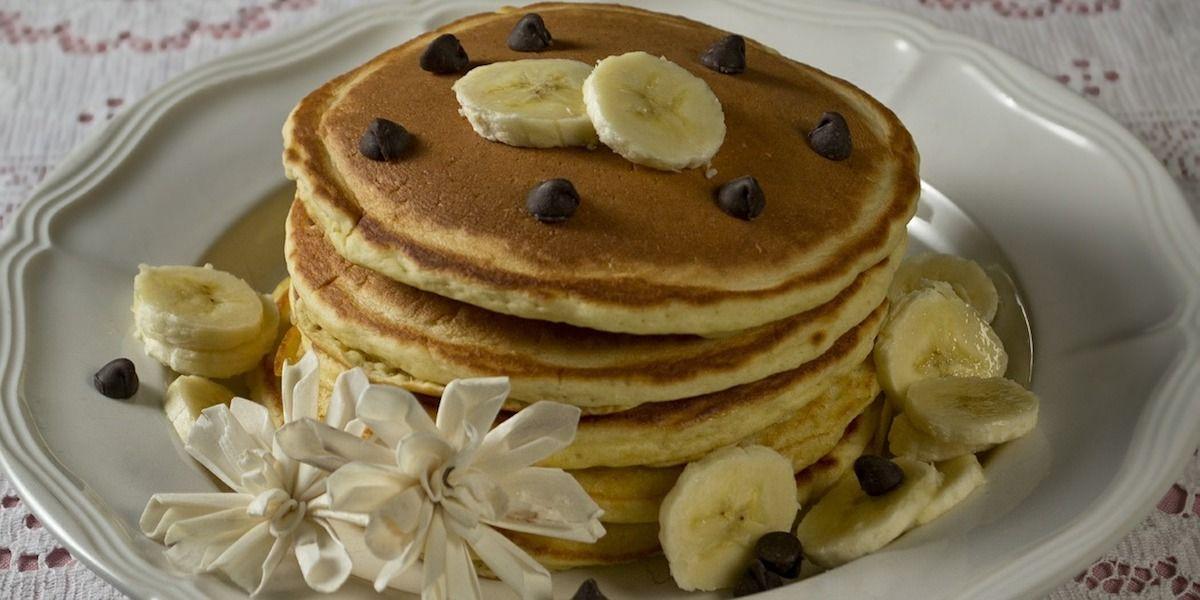 Banana Spice Pancakes (Paleo)